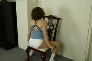 Jasmine Strapped For Insolence - image3