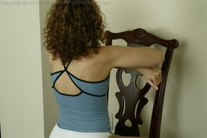Jasmine Strapped For Insolence - image5