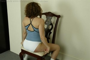 Jasmine Strapped For Insolence - image4