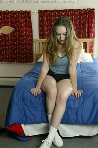 Amy Is Strapped By The Dorm Mom - image4