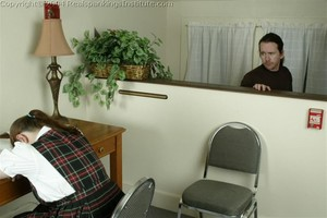 Lori Gets Srapped By The Dean - image3