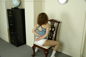 Jasmine Strapped For Insolence - image1