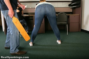 Two Girls Paddled (part 2 Of 2) - image2