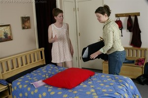 Kathy Spanked By Lady D Pt. 2 - image4