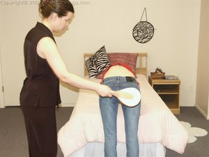 Holly's Bedroom Paddling - image4