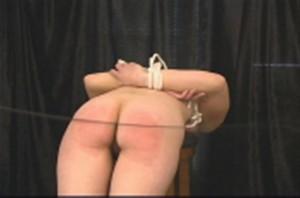 Tess' Bondage Spanking - image3