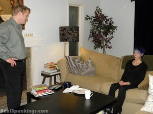 Lila Spanked For Ignoring Orders - image4