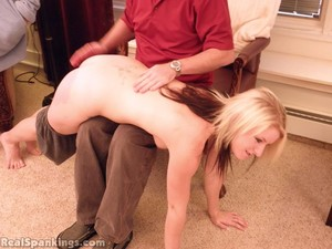 Summer And Brooke Hand Spanked For Coming Home Late (part 1 Of 2) - image3