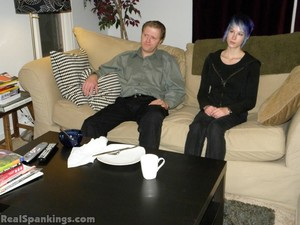 Lila Spanked For Ignoring Orders - image2