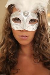 Lizzie Ryan - White Mask b6vdf101kr.jpg