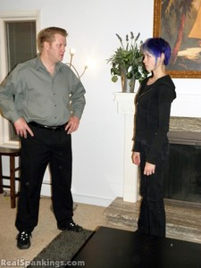 Lila Spanked For Ignoring Orders - image5