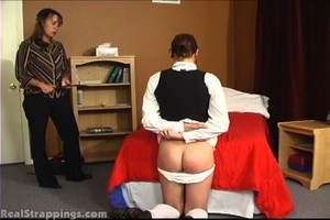 Blake Caught And Spanked (part 2) - image1