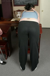 Isabel Is Strapped For Not Wearing Proper Uniform - image6