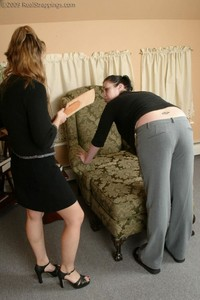 Isabel Is Punished For Wrecking The Car - Part 1 - image5