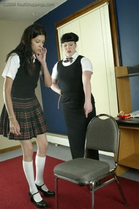 Betty Straps Brandi In Detention - image4