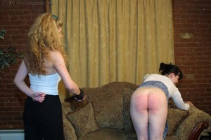 Betty Is Punished For Being Late Part Ii - image5