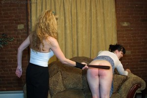 Betty Is Punished For Being Late Part Ii - image6