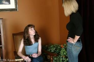 Helen's OTK With Ms. Burns - image1