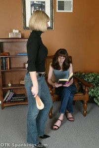 Helen's OTK With Ms. Burns - image5
