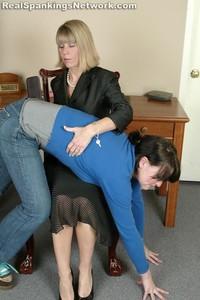 Ms. Burns Disciplines Blake - image5