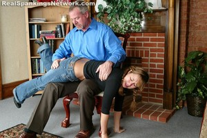 Cindy Smarts Off To Mr. Daniels - image6