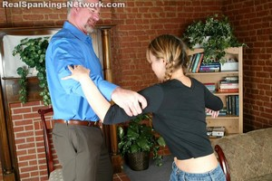 Cindy Smarts Off To Mr. Daniels - image4