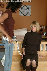 Janelle's Maintanence Spanking - image6