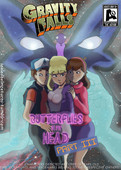 SealedHelm - Butterflies in my head - Part 3 - Gravity falls XXX comic - Ongoing