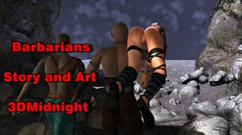 Barbarians by 3DMidnight