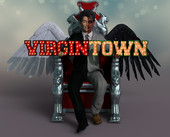 Hornymonster – Virgin Town  – Version 0.08