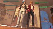 Ceraph - Growing Together part 1 - Life is strange 3d comic for adults