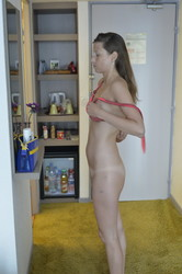 Sexy German Teen Girlfriend Naked Under The Shower Adorable